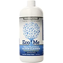 Eco-Me Multi-Surface Floor Cleaner, Fragrance-Free, 32 Ounce by Eco-me
