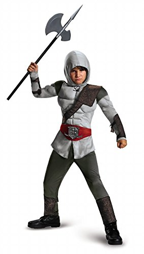 Assassin Muscle Costume, Large (10-12)