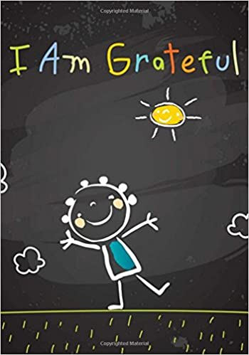 i am grateful kids gratitude journal gratitude notebook for children with daily prompts for writing blank pages for coloring notebooks for kids volume 2