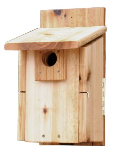 Stovall 2HUW Western Mountain Bluebird House by Stovall Products