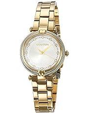 Quantum IML699.220 Reloj para Mujer, color Oro, Estándar