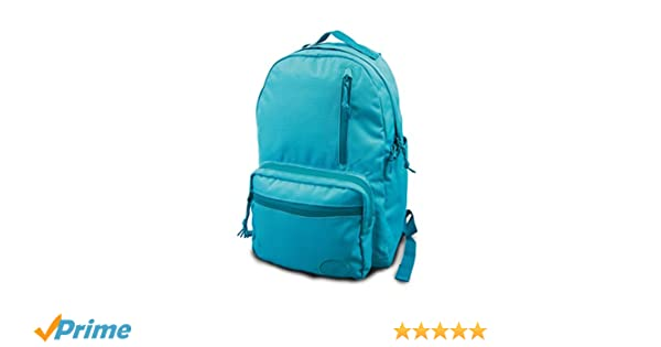 Amazon.com | Converse All Star Go Backpack Tonal Colors, Teal Blue One Size | Casual Daypacks