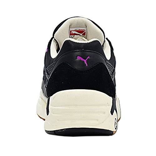 Puma - Blocks And Stripes W - Color: Black-Cream - Size: 3.5 discount cheap outlet prices cheap with mastercard vOU9B