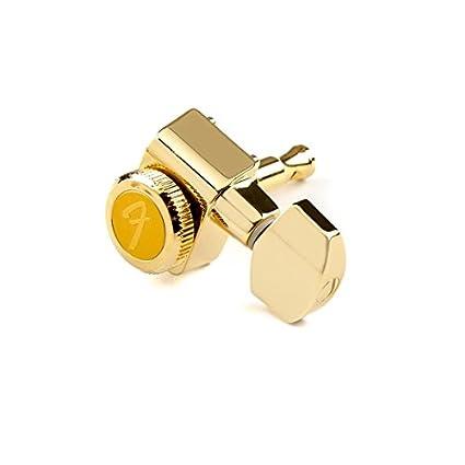 Fender Locking Tuners >> Amazon Com Fender Locking Tuners Gold Musical Instruments