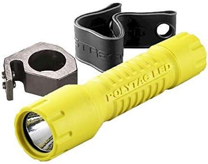 Streamlight 88854 PolyTac LED Helmet Lightning Kit, Yellow – 275 Lumens