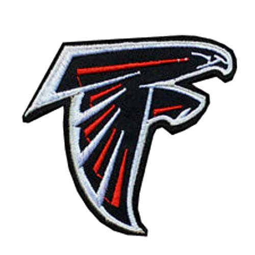- Atlanta Falcons ATL Embroidered Patch~3 1/2