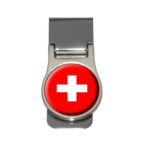 Switzerland Swiss Flag Money Clip