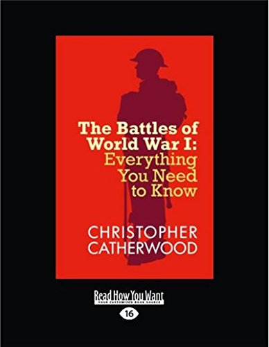 Download The Battles of World War I: Everything You Need to Know pdf epub