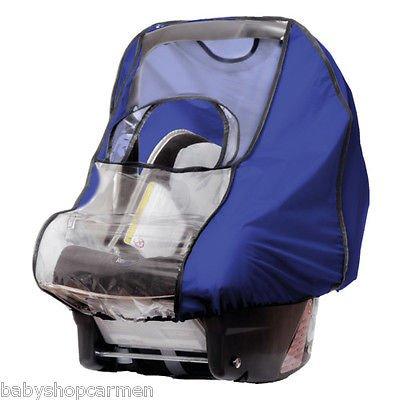 Sunnybaby 13322 Regenschutz aus Nylon für Babyschale - Farbe: ROYALBLAU