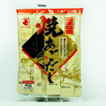 Japanese broth Soup Base DASHI UMAMI Flying fish soup bouillon seasoning 4g X 10 bags 3set by KANESHICHI