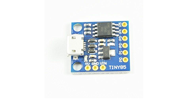 Mini ATTINY85 Micro USB Development Board for Digispark Kickstarter M