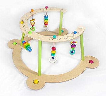 Amazon.com: Hess 13377 - Camino de bebé (madera de oble ...