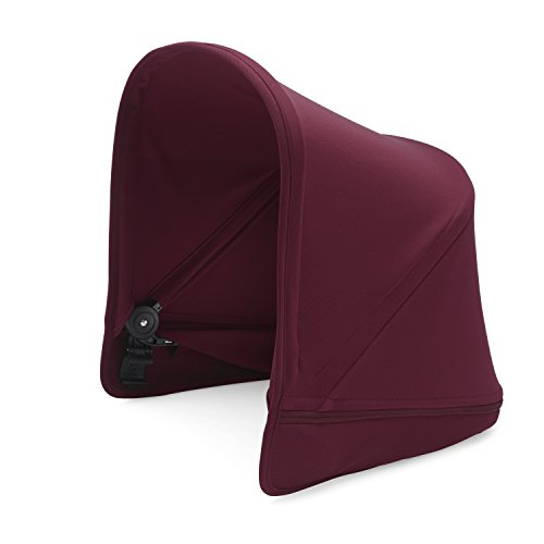 Bugaboo Donkey2 Sun Canopy, Ruby Red by Bugaboo