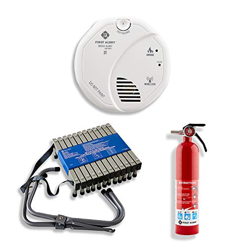 sa511cn2 3st interconnected wireless smoke