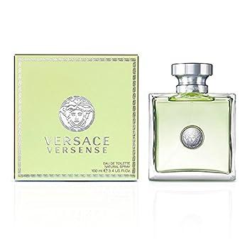 Eau 3 Edt 4 Perfume 100 Femme Oz Versense Ml Versace Pour De SVUMzqp