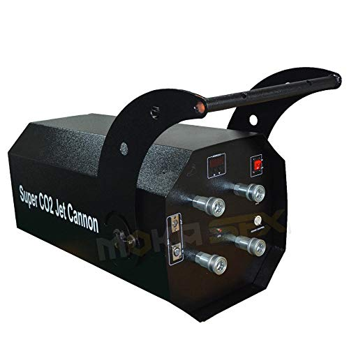 Super CO2 Jet Cannon AZALMU Fog Machine 110V/220V