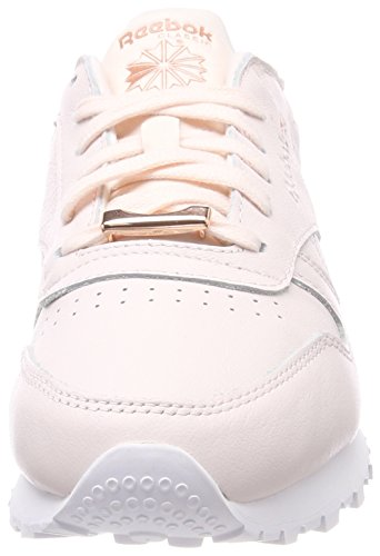 Gold Scarpe Pink Basse white Rosa Donna Bs9880 rose Da pale Reebok Ginnastica UFPSwPq