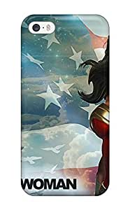 Dixie Delling Meier's Shop 3462320K24346928 Protective Tpu Case With Fashion Design For Iphone 5/5s (wonder Woman In Dc Universe Online)