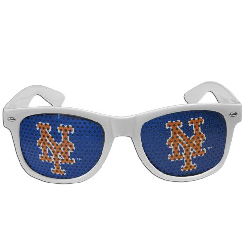 New York Mets Game (MLB New York Mets Game Day Shades, White)