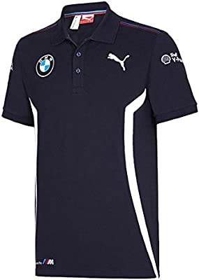 BMW Motorsport Puma DTM equipo Polo camisa, Azul (Team Blue ...