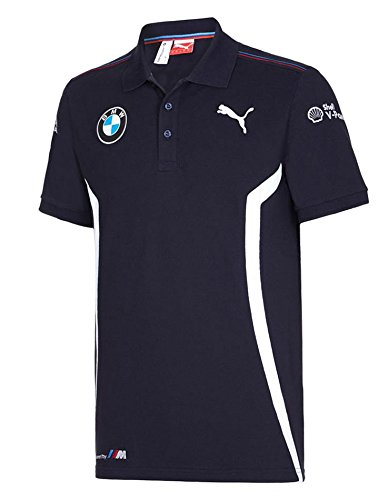 Price comparison product image BMW Motorsport Puma Navy DTM Team Polo Shirt Small