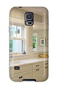 New Fashionable AllenJGrant LJcLXEC8318wcFJc Cover Case Specially Made For Galaxy S5(mix Of Styles Creates Casual Elegant Kitchen)