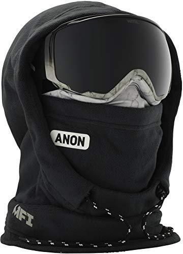 Anon Women's Mfi XL HD Clava, Marble Black (Action Marble Black)