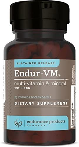 Endur-VM Sustained Release Multi Vitamin w Iron 300 Tab