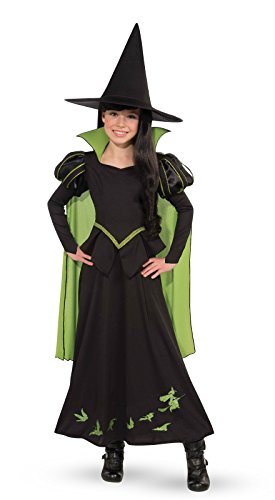 Wizard of Oz Wicked Witch of The West Costume, Small One -