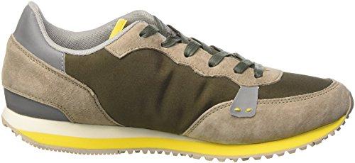 Cesar Sneaker Olive Sand Gaudì Uomo Multicolore O6wdZq0