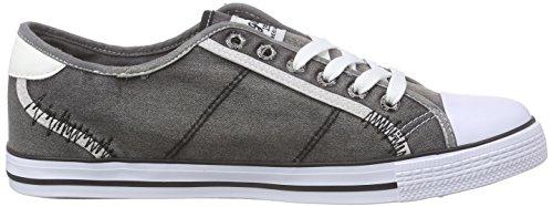 HIS 151-018 - Zapatillas Hombre Gris - gris