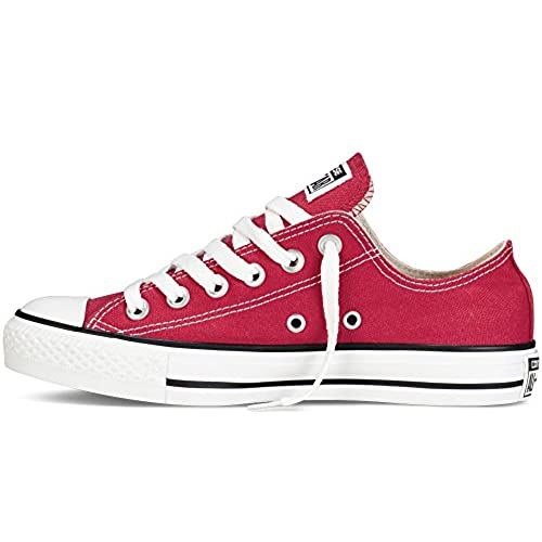 0def5aedb12f5c Converse Chuck Taylor All Star Core Low Top Red M9696 Mens 5 30%OFF ...