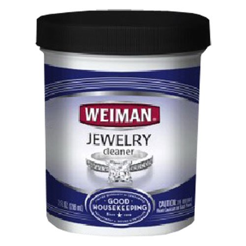 Weiman Jewelry Cleaner Liquid - Restores - Jewelry Shopping Results