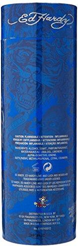 Christian Audigier Ed Hardy Love and Luck Eau de Toilette Spray for Men, 6.8 Ounce