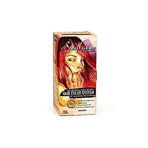 Shea Moisture Hair Color System - BRIGHT AUBURN