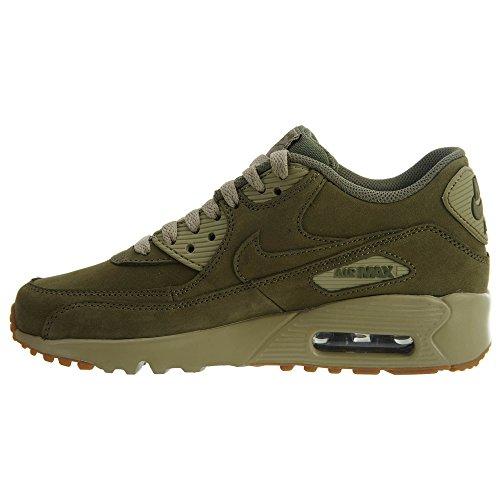 Nike Air Max 90 Winter Prm 943747200, Turnschuhe royal/gelb