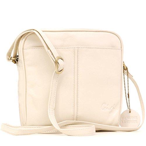 Leather Small 29 Cross Gigi Shoulder Bag Body OTH22 Cream vgwqz