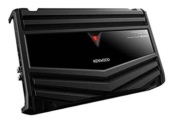 Amplificador de potencia 4/3 canales Kenwood KAC-7406: Amazon.es: Electrónica