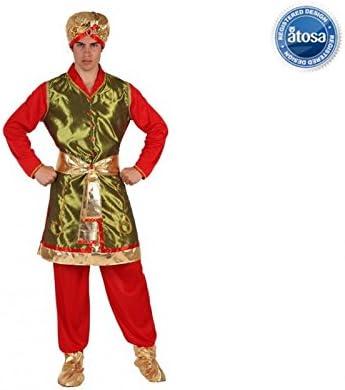 Desconocido Disfraz de hindú para hombre: Amazon.es: Juguetes y juegos