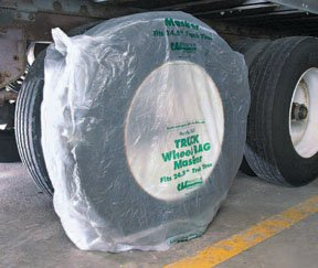 WHEEL BAG MASKER ROLL 50/RL (RBL-169) by RBL Products