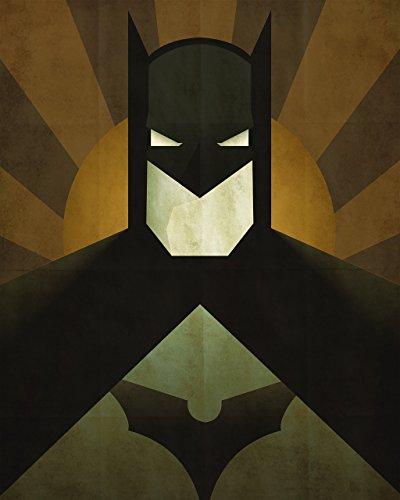 Minimal Batman  11X14