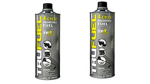 TruFuel 4-Cycle Ethanol-Free Fuel for Outdoor Power Equipment - 32 oz. Pack of 2