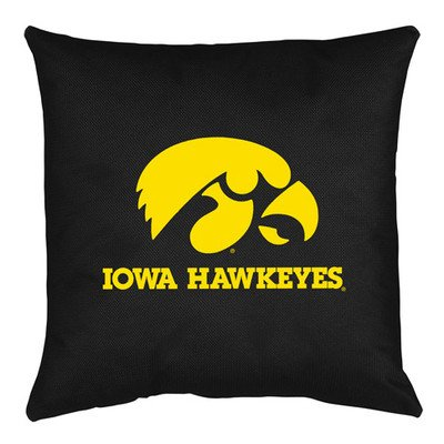Iowa Hawkeyes Pillow (NCAA Iowa Hawkeyes Locker Room Pillow)