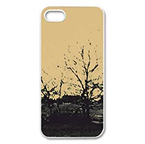In The Dark Watercolor style Cover iPhone 5 and 5S Case