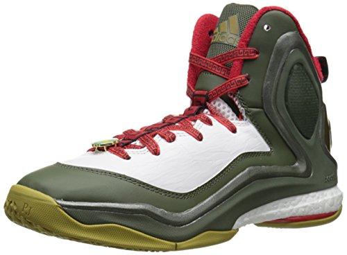 adidas Performance Men's D Rose 5 Boost Basketball...
