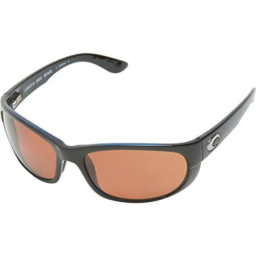 Costa Del Mar Howler 580P Howler, Black Copper, - 580p Costa Howler