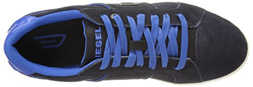 Diesel Mens Eastcop Gotcha Sneaker T Zwart