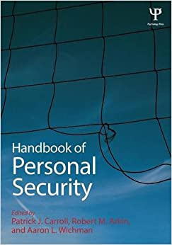 Book Handbook of Personal Security