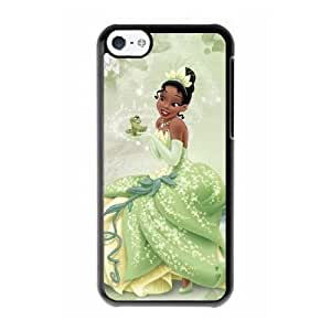 The best gift for Halloween and Christmas iPhone 5c Cell Phone Case Black The beautiful Disney Princess Tiana GON6229277