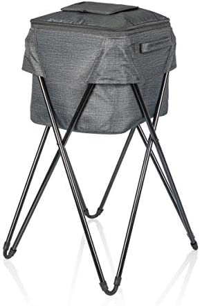 Camping Party Cooler with Stand